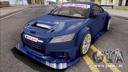 Audi TT Cup 2015 pour GTA San Andreas