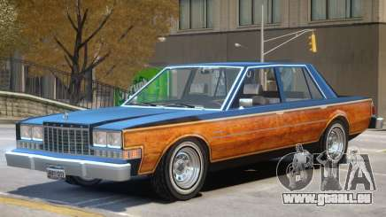 1983 Dodge Diplomat V1 für GTA 4