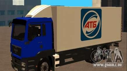 MAN TGA 26 350 ATB pour GTA San Andreas