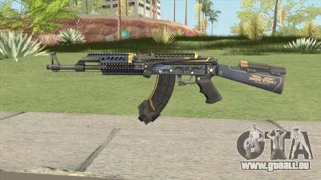 AK-47 (Sudden Attack 2) für GTA San Andreas