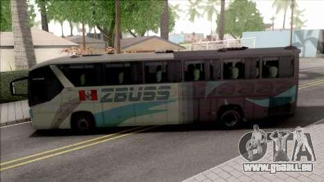 Comil Campione 3.45 Zbuss pour GTA San Andreas