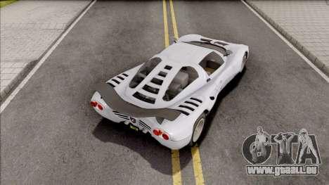 GTA V-ar Grotti Cheetah Retro IVF pour GTA San Andreas