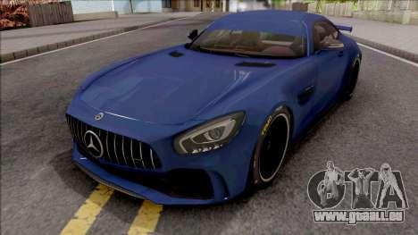Mercedes-AMG GT R pour GTA San Andreas