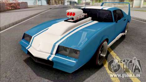 GTA V Imponte Phoenix Custom für GTA San Andreas