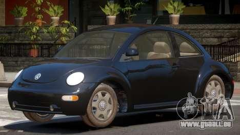 VW New Beetle V1 für GTA 4