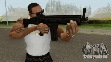 SCAR-L AR V1 pour GTA San Andreas