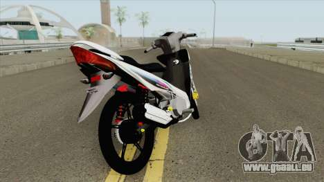 Yamaha Lagenda 115Z FI pour GTA San Andreas