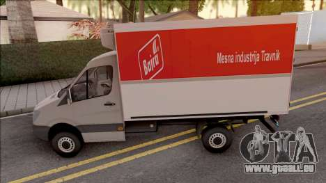 Mercedes-Benz Sprinter Mesna Industrija Bajra pour GTA San Andreas