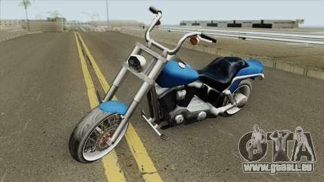 Freeway (Project Bikes) pour GTA San Andreas
