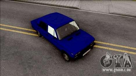 VAZ 2106 Baltika552 pour GTA San Andreas