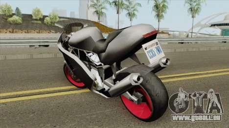 FCR-900 (Project Bikes) pour GTA San Andreas