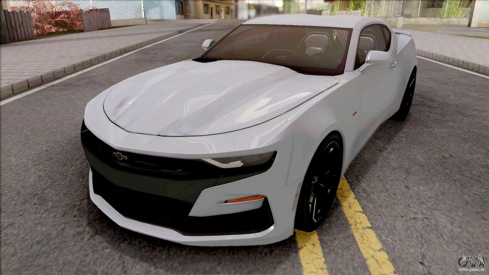 Chevrolet Camaro SS 15 für GTA San Andreas