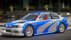 BMW M3 NFS MW für GTA 4
