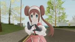 Rosa Christmas (Pokemon Masters)