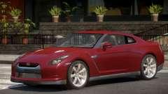Nissan Skyline R35 Stock für GTA 4
