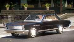 1963 Ford Mercury pour GTA 4