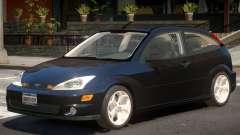 Ford Focus Y3 pour GTA 4