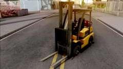 GTA V HVY Forklift SA Style pour GTA San Andreas