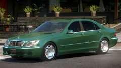 Mercedes W220 R2