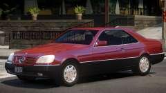 1994 Mercedes Benz C140 pour GTA 4