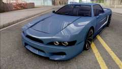 BlueRay M6 Infernus pour GTA San Andreas