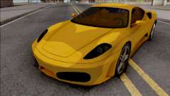 Ferrari F430 Low Poly pour GTA San Andreas