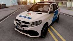 Mercedes-AMG GLE 63S Rendorseg pour GTA San Andreas