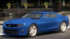 Chevrolet Camaro Y9 V1.1 pour GTA 4