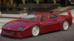 Ferrari F40 V1.0 pour GTA 4