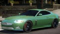 Jaguar XKR-S V1 pour GTA 4