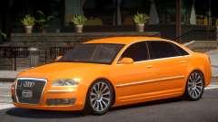 Audi A8 Tuned pour GTA 4