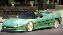 Ferrari F50 V1.1 pour GTA 4