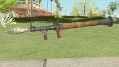 Rocket Launcher GTA IV pour GTA San Andreas
