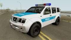 Nissan Pathfinder (Policja KMP Biala Podlaska)