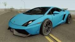 Lamborghini Gallardo LP570-4 Superleggera (MQ) für GTA San Andreas