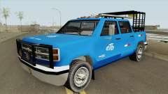 Chevrolet Silverado (SA Style) für GTA San Andreas