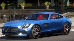 Mercedes SLS AMG Tuned pour GTA 4