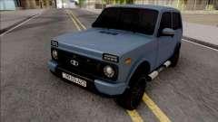 Lada Urban Aze N1 pour GTA San Andreas