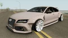 Audi RS7 Sportback X-UK 2013