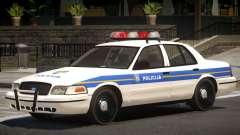 Ford Crown Victoria Police Unit für GTA 4