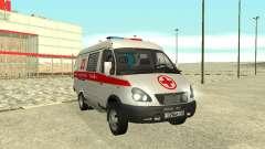 GAZ 3302 Notfall