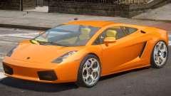 Lamborghini Gallardo ST pour GTA 4
