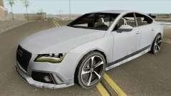 Audi RS7 2014 (White Interior)