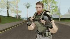 Chris Redfield (Resident Evil 5) pour GTA San Andreas
