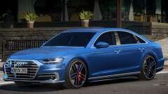 Audi A8 Elite