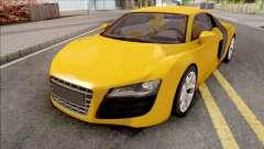 Audi R8 4.2 FSI Quattro VehFuncs