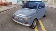 Fiat Abarth 595 SS 1968 Strip Wheels