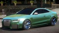 Audi S5 FSI V1 pour GTA 4