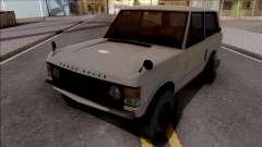 Land Rover Range Rover Classic 1970