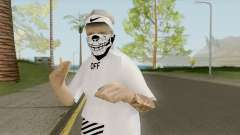 Random Skin V1 (Off-White) pour GTA San Andreas